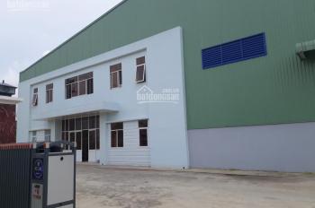 Cho thuê nhà xưởng đường Trần Văn Chẩm, giá rẻ