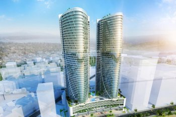 Căn hộ khách sạn 5 sao Trần Phú, Tropicana, lợi nhuận 12% và cam kết mua lại 50%, LH 0902667639