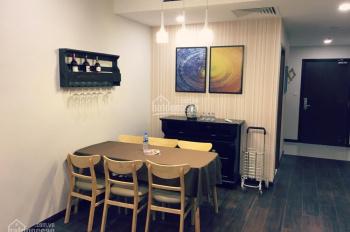 Cho thuê CHCC 2PN full 60B Nguyễn Huy Tưởng căn hộ 80m2, full nội thất, giá 11 tr/tháng