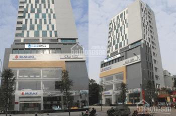 Cho thuê văn phòng tại tòa Zen Tower Khuất Duy Tiến, DT 80-200m2