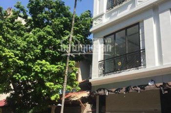 Cho thuê nhà số 11A Ngô Gia Tự - Hà Đông, 50m2 x 5T, MT 4m2