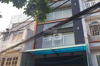 Cho thuê nhà MP Lạc Long Quân, 145m2 x 6T, MT 10.3m, có thang máy, hầm xe, thông sàn. 0976.075.019