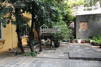 Cho thuê nhà riêng Hồ Tùng Mậu, nhà có sân vườn rộng 280m2