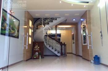 Cho thuê nhà đẹp KDC Nam Long Trần Trọng Cung, DT 4x20m trệt 3 lầu giá 20tr/th - LH 0914.020.039