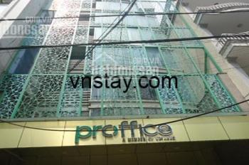 Văn phòng OIIC đường Nguyễn Đình Chiểu cho thuê, 30 - 40 - 80 - 120 m2
