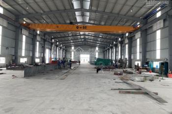 Chính chủ cho thuê kho xưởng 1000m2, 1500m2, 2000m2, 4000m2 tại xã Tân Tiến, Văn Giang, Hưng Yên