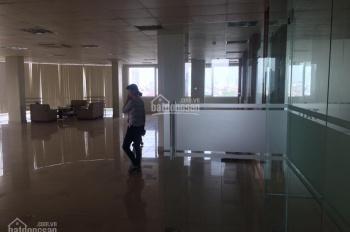 Cho thuê văn phòng tại tòa nhà 169 Nguyễn Ngọc Vũ diện tích 100 - 200m2, giá 26tr/th