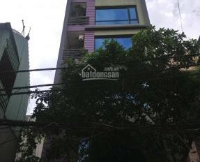 Bán nhà tòa nhà văn phòng DT: 120m2x7 tầng, Kim Giang