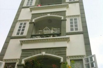 Hot bán nhà HXT 8m Phan Văn Trị, DT: 4x20m, nhà trệt, 3 lầu mới 100%, HĐT: 23 triệu/th, giá 7 tỷ