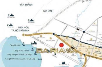 Mở bán đất nền, shophouse mặt tiền Quốc Lộ 51 TP Bà Rịa, ưu tiên chọn vị trí đẹp LH: 0903693599