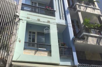 Bán nhà hẻm xe hơi đường Nguyễn Thế Truyện, 4x17m, 1 trệt 1 lửng 2 lầu sân thượng