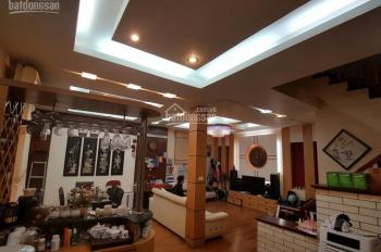 Cho thuê nhà ngõ 110 Trần Duy Hưng 5 phòng ngủ, 50m2, 4 tầng ô tô đỗ trong nhà, 22tr/th, 0963519901