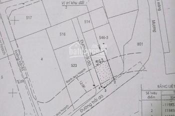 Bán lô đất biệt thự, view sông, đường số 2, Hiệp Bình Phước, Thủ Đức