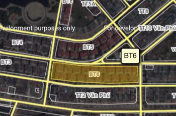 Cần bán biệt thự BT6 khu đô thị Văn Phú, Hà Đông, Hà Nội. LH 0986155996 nhà đã hoàn thiện
