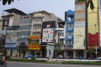 Cho thuê nhà HXT 10m 306/13a Nguyễn Thị Minh Khai, Quận 3, 5x18m, 3 lầu, 35tr/th. LH 0903.805.458