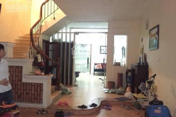 Bán nhà ngõ 131 Hồng Hà, quận Ba Đình 36m2, 5 tầng giá 3.75 tỷ
