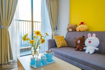 Cho thuê gấp căn hộ 65m2 mặt trước view sân golf Westbay Ecopark, giá 5 triệu/tháng, LH 0966399881