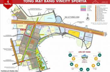 Chính thức ra giá Vincity Sportia - Tây Mỗ, Đại Mỗ giá đợt 1 cực kì hấp dẫn. LH: 0918.446.389