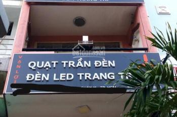 Nhà 4 tấm khu kinh doanh nhộn nhịp mặt tiền đường Nguyễn Cửu Đàm, Q. Tân Phú