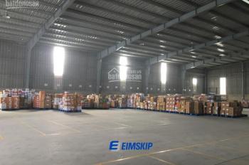 Eimskip cho thuê kho tại Dĩ An và quản lý nhập xuất tồn
