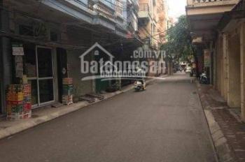 Cho thuê nhà ngõ 1043 Giải Phóng, gần bến xe Giáp Bát, 73m2 x 5T, đường 7m, gara ô tô. Tiện mở VP