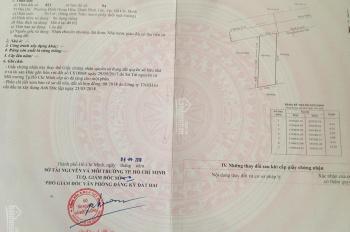 Bán lô đất HXH 160/9 đường Số 11, Bình Hưng Hòa, Bình Tân