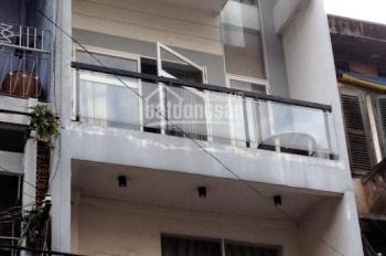 Bán nhà 3 tầng mặt tiền đường góc Điện Biên Phủ và Phan Tôn, Đa Kao, Quận 1 DT 4,5x18m. Giá 20 tỷ