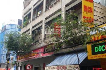 Bán nhà hẻm Huỳnh Mẫn Đạt, phường 13, quận 5, DT: 6.95m x 24m. Giá: 13.8 tỷ, 1 trệt 4 lầu