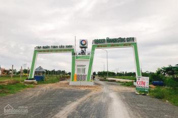 Đất vàng đầu tư an cư lập nghiệp ngay mặt đường Trần Văn Giàu, TL 10