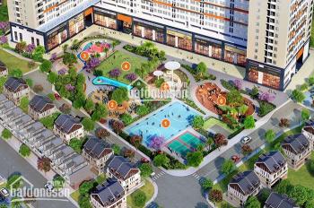 Bán căn hộ 9 View 2PN, 1.22 tỷ, 58m2, 2PN, 2WC, nhà sắp bàn giao, NH hỗ trợ 70%, LH 0986092767