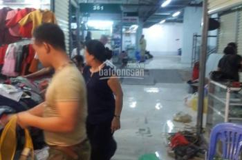 Cho thuê mặt bằng kinh doanh kiot chợ Trương Định, giá 2,2 triệu/ tháng