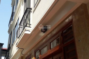 Bán nhà Gia Thụy ngõ 640 Nguyễn Văn Cừ 32m2 x 4,5 tầng, 3PN, 4VS, nội thất xịn, vào ở luôn