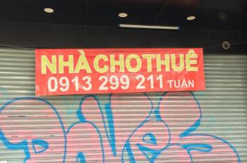 Cho thuê nhà 27 AB Tôn Thất Tùng, 7m x 20m, trệt - 3 lầu, giá 120 triệu. 0913.299.211 Tuấn