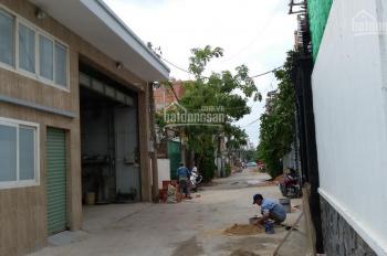 Cho thuê nhà mặt tiền đường Phú Thuận giáp Gò Ô Môi, Quận 7, DT 48m2, 1 lửng, giá 8tr/th