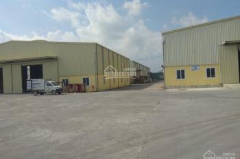 Cho thuê 3ha (30.000m2) kho xưởng lô 2 KCN Châu Sơn, Phủ Lý, Hà Nam của công ty CP Nam Long