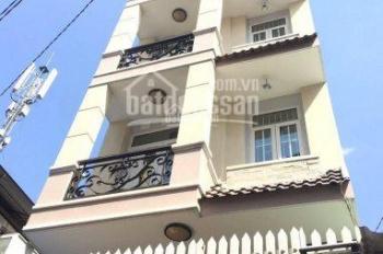 Bán nhà hẻm 26 khu CXĐT, P4, Q3, 6x18m, giá 24 tỷ, 3 lầu, LH: 0902.900.365