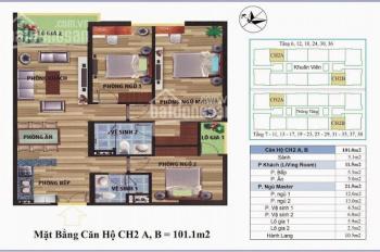 GĐ đi Mỹ bán CH Vimeco CT4 Nguyễn Chánh 122B (101m2), 181D (148,2m2), 25tr/m2,0373918310/0918758326