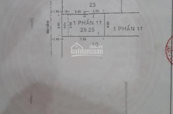 Bán nhà 4x8m CN 29,5m2 1 sẹc, hẻm xe hơi thông tận nhà - Đường Huỳnh Văn Nghệ, P15, TB. 2,9 tỷ TL
