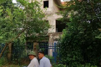 Bán biệt thự xây thô Quang Minh, Long Việt, 410m2