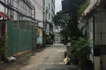 Bán nhà hẻm 6m đường Cao Thắng, P12, Quận 10, 7x20m, công nhận 135m2, GPXD 1 hầm 7 tầng, ngay Hà Đô