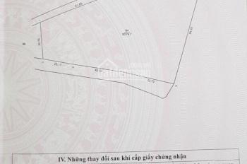 Bán 8000m2 làm nhà xưởng, kho xưởng tại Hòa Lạc, thạch thất, giá 1,7 tr/m2