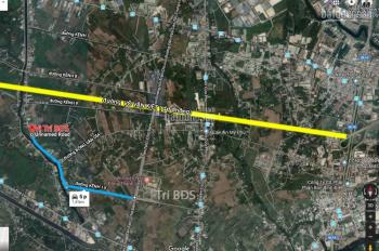 Trí BĐS, 28.000 m2 đường Nguyễn Đình Kiên (có 1.100m2 thổ cư, nhà xưởng), giá rẻ 4 triệu/m2