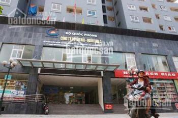 Ban cắt lỗ 400 triệu chung cư 16B Nguyễn Thái Học, Hà Đông, liên hệ: 0865 201 006