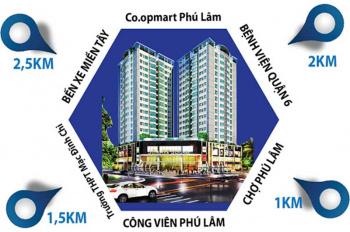 Nằm cạnh Summer Square và rẻ hơn 400 - 500 triệu/căn. sở hữu ngay căn hộ chung cư tại Tân Hòa Đông