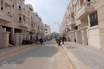 Cho thuê nhà phố thương mại mặt tiền Phan Văn Trị. Khu vip trung tâm Gò Vấp, 70 triệu/th