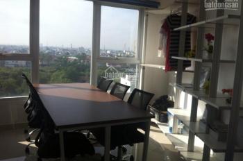 Bán căn officetel Tulip Quận 7 giá rẻ lầu cao vị trí đẹp gần Scresent Mall, trung tâm Phú Mỹ Hưng