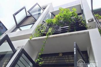 Bán nhà hẻm vip 8m đường Lê Văn Sỹ, P13, quận 3, DT: 6,2x20m, 4 lầu mới, giá siêu hot chỉ 16 tỷ TL