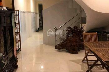 Bán nhà mới hẻm 109 Dương Bá Trạc