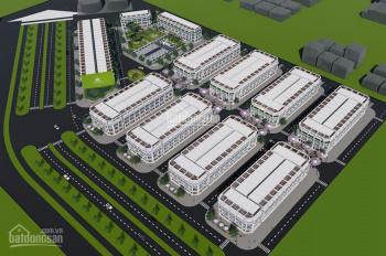 Cơ hội sở hữu lô nhà phố 75m2 mặt trung tâm thương mại dự án SingGarden giá 2tỷ4, LH 0968969267