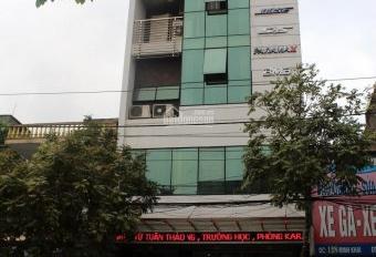 Cho thuê nhà 6 tầng làm văn phòng tại trung tâm Tp Thái Bình